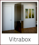 Vitrabox: porte in cristallo